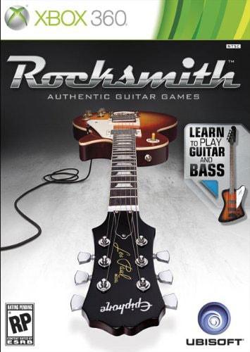 Xbox 360 - Rocksmith With Bass