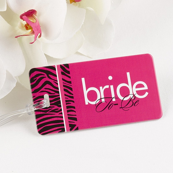 Bride-To-Be Luggage Tag