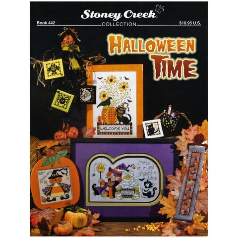 Stoney Creek-Halloween Time