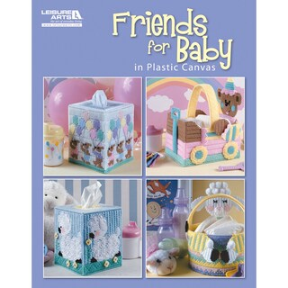Leisure Arts-Friends For Baby
