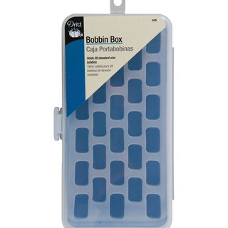 Bobbin Box-W/Foam Insert