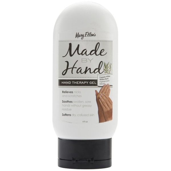 Mary Ellen's Made By Hand Relief Gel 4oz-4 Ounce