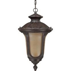 Beaumont 1 Light Fruitwood Hanging Lantern