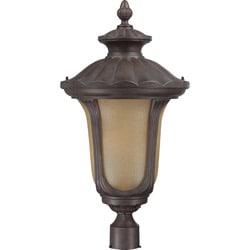 Beaumont 1 Light Fruitwood Large Post Lantern