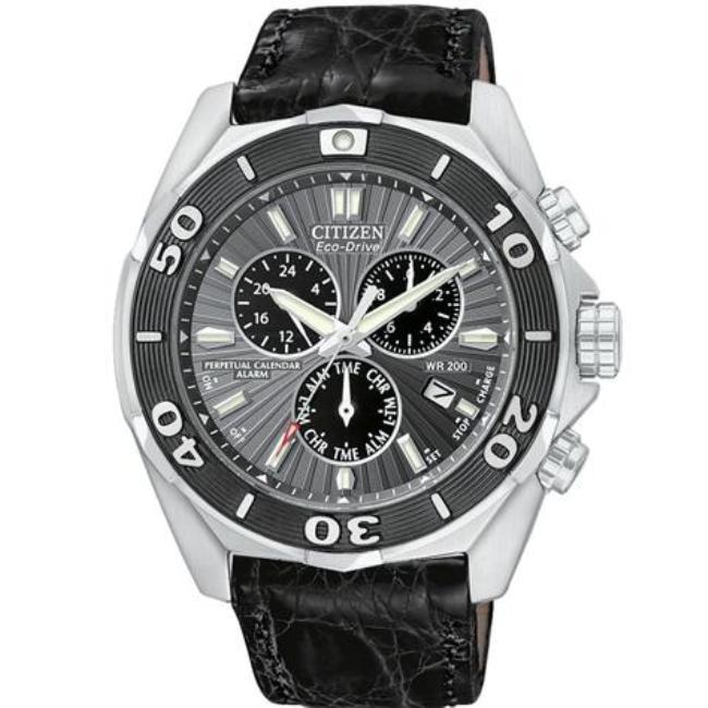 Citizen Men's Signature Eco-Drive Chronograph Watch