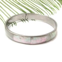Nature's Promise Natural Ivory Shell Link Bracelet (Philippines)