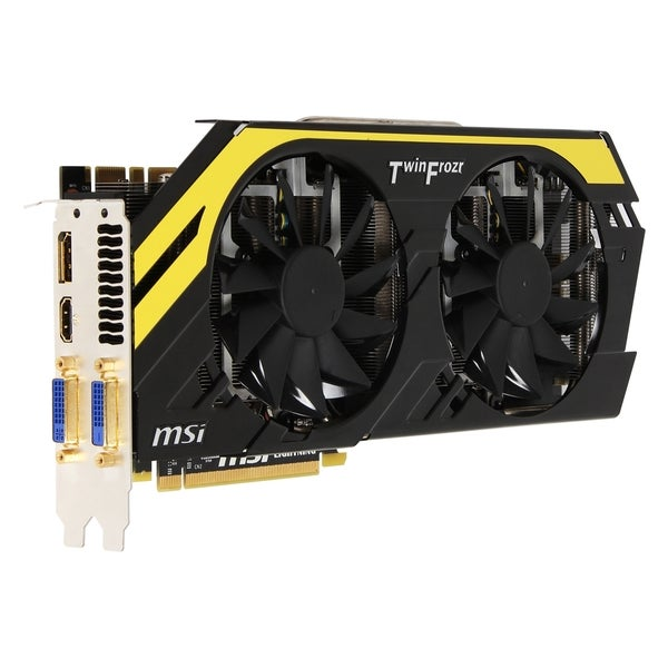 MSI N680GTX Lightning GeForce GTX 680 Graphic Card - 1.11 GHz Core -