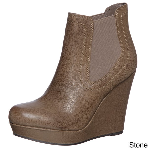Seychelles Women's 'Prime Suspect' Wedge Ankle Booties