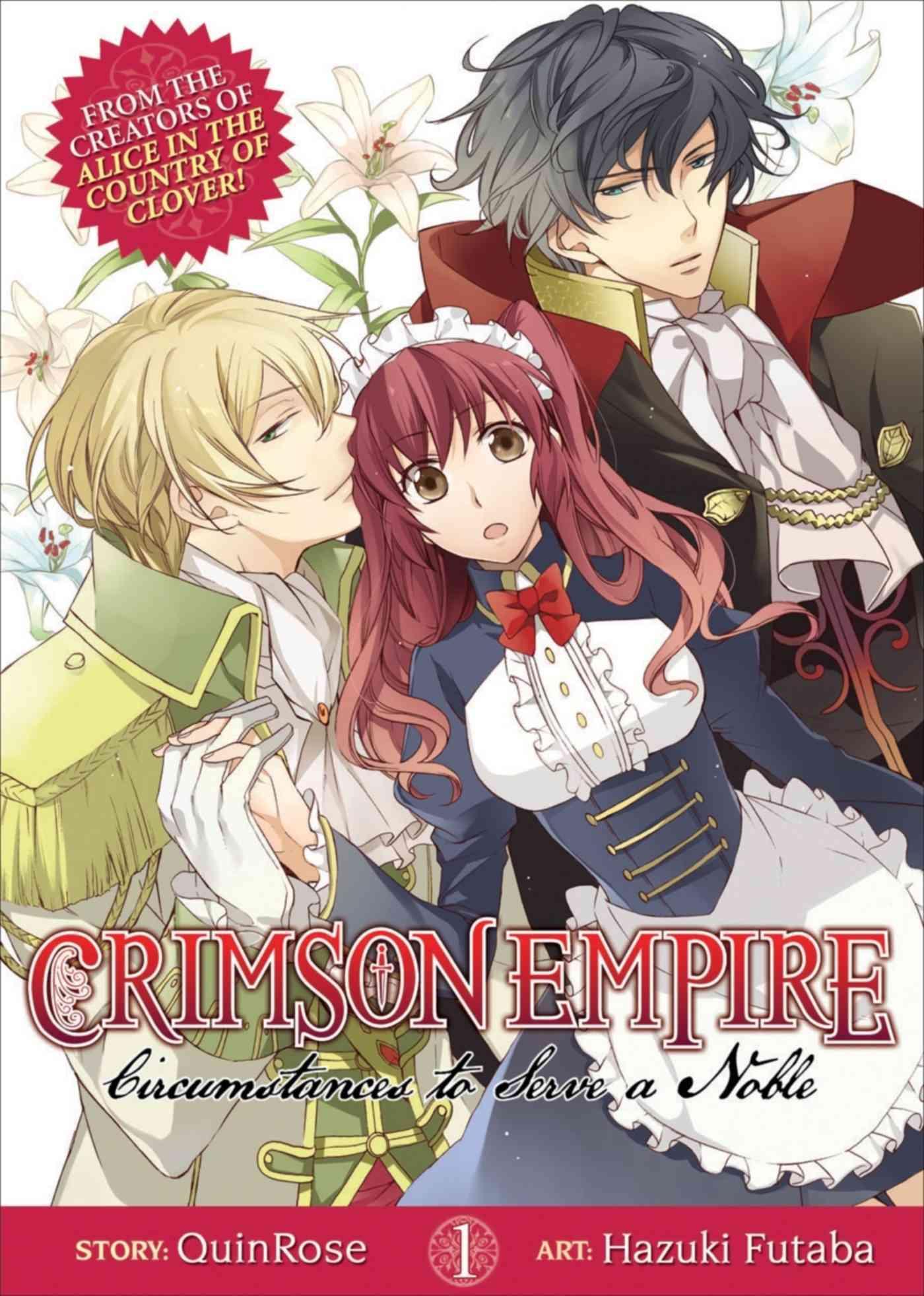 Crimson Empire 1: Circumstances to Serve a Noble (Paperback)
