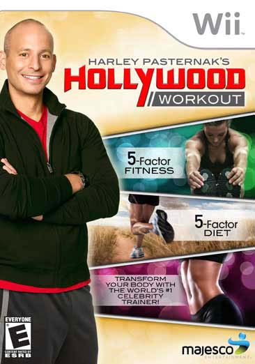 Wii - Harley Pasternak Hollywood Workout