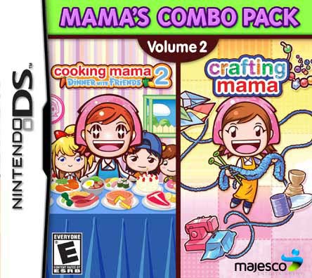Nintendo DS - Mamas Combo Pack 2