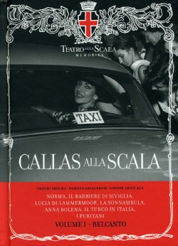 Various - Callas Alla Scala: Belcanto: Vol. 1