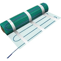 WarmlyYours 6 Sq.ft 120 Volts Electric Floor Heating Flex Roll - For under tile, stone, hardwood and LVT flooring