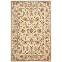 Safavieh Handmade Eden Ivory Hand-spun Wool Rug - 9' x 12'