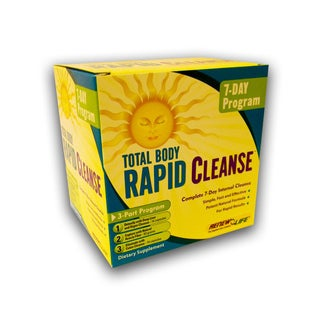 Renew Life Total Body 7-Day Rapid Cleanse