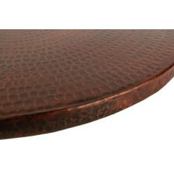 Premier Copper Products Hand-hammered Copper 20-inch Lazy Susan - Thumbnail 2
