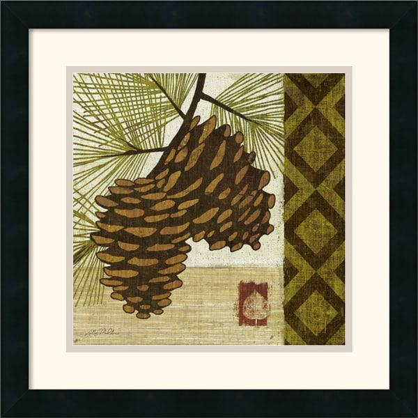 Mo Mullan 'Summer Pine II' Framed Art Print