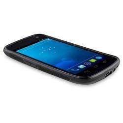 Black TPU Case/Screen Protector/Cable for Samsung Galaxy Nexus 4G i9250 - Thumbnail 2