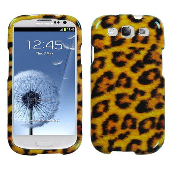 INSTEN Samsung Galaxy S III/ S3 Leopard Protector Case Cover