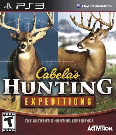 PS3 - Cabelas Hunting Expedition