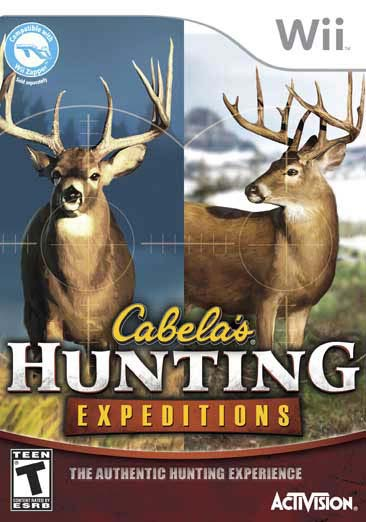 Wii - Cabelas Hunting Expedition