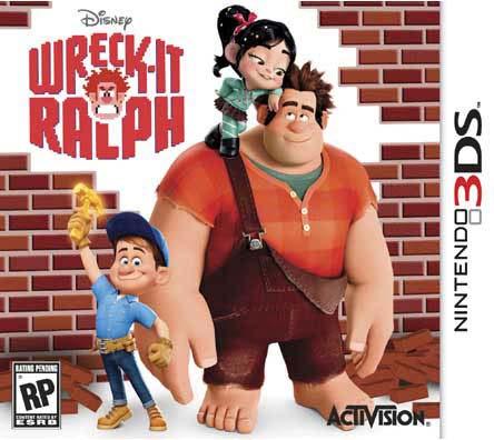Nintendo 3DS - Wreck-It Ralph