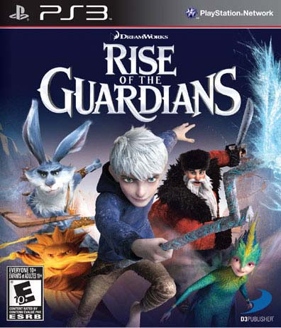 PS3 - Rise of the Guardians