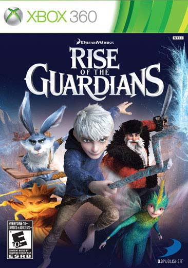 Xbox 360 - Rise of the Guardians