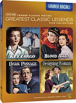 TCM Greatest Classic Films: Legends - Lauren Bacall (DVD)