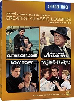 TCM Greatest Classic Films: Legends - Spencer Tracy (DVD)