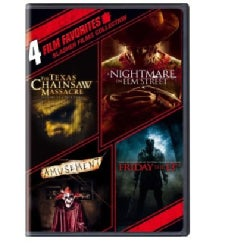 4 Film Favorites: Slasher Films Collection (DVD)