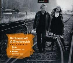 Mayke Rademakers - Rachmaninoff & Shostakovich: The Cello Sonatas