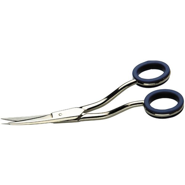 "Machine Embroidery Scissor With Microtip 6""-"
