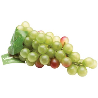 Design It Simple Decorative Fruit-Large Green Grapes
