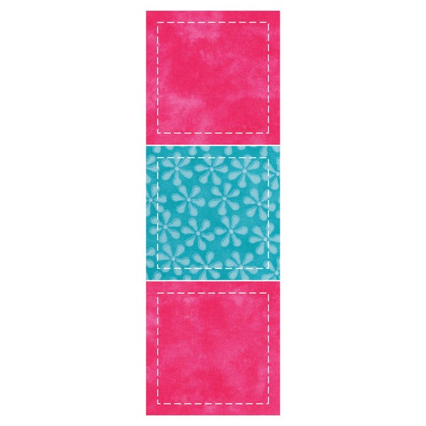 """GO! Fabric Cutting Dies-Square -2-1/4"""" Finished"""