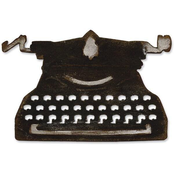Sizzix Bigz Die By Tim Holtz-Vintage Typewriter