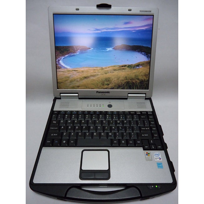 Panasonic Toughbook CF-74 2.0GHz 80GB 13.3-inch Laptop (Refurbished)