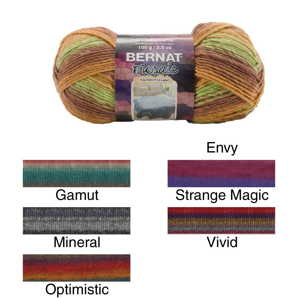 Mosaic Acrylic Yarn