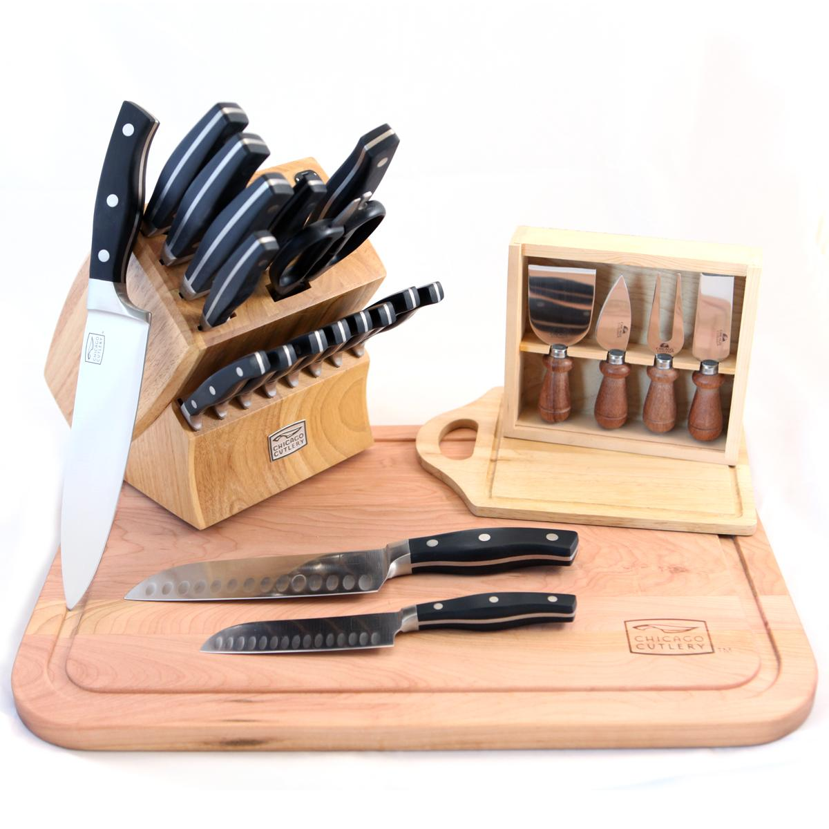 Chicago Cutlery Insignia2 26-piece Knife Set