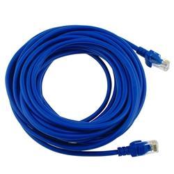 25-foot CAT 5E Blue Ethernet Cable