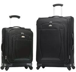 Samsonite Lightweight 2-piece Spinner Luggage Set - Free Shipping ...
