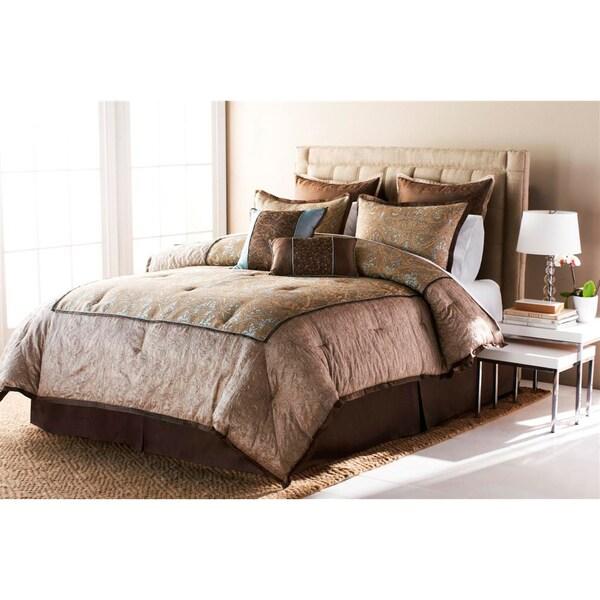 VCNY Ashbey 8-piece Comforter Set