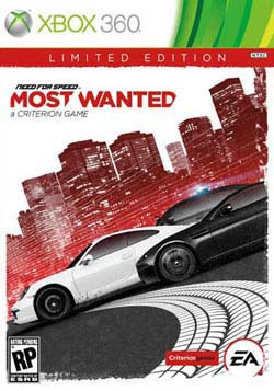 Xbox 360 - Need for Speed Most Wanted (Limited Edition)
