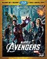 Marvel's The Avengers 3D (Blu-ray/DVD)