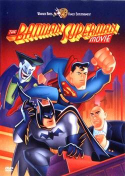 Batman Superman Movie (DVD)