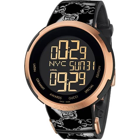 Gucci Men's 'I-Gucci' Lain Grammy Special Edition Watch