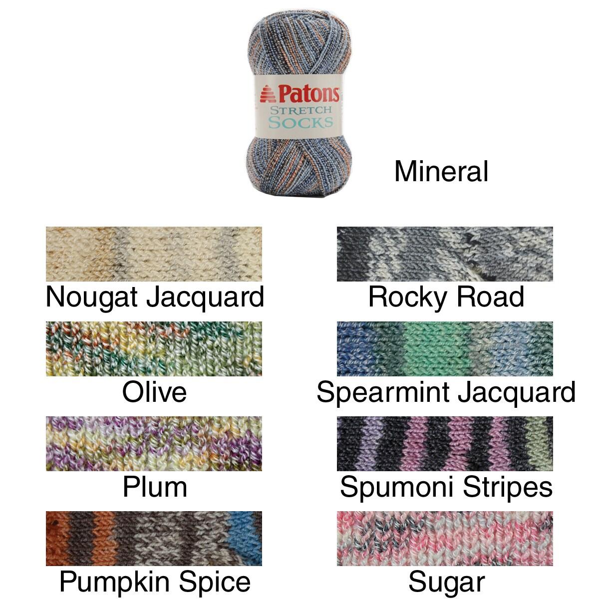 Multicolored Stretch Socks Yarn