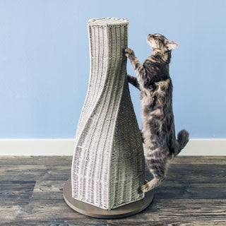 Refined Feline Calypso Everlasting Cat Scratcher