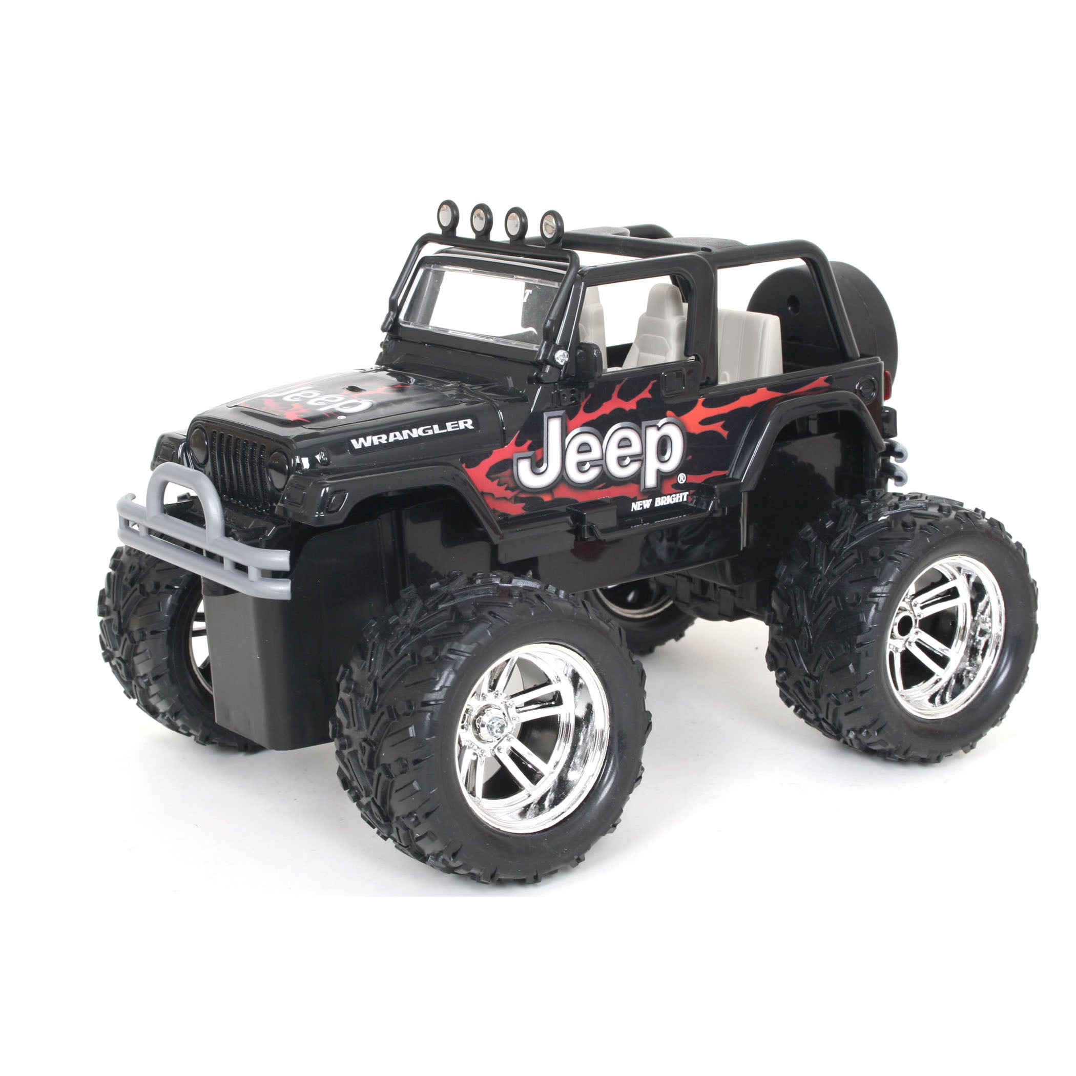 Jeep R/C Full Function Jeep Wrangler