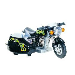 New Star Super Battery Operated Stylish Motorcycle with Side Car - Thumbnail 1